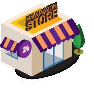 Customized Amazon Store